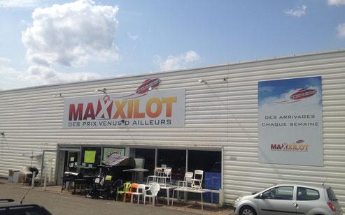 Maxxilot - Savigny Le Temple