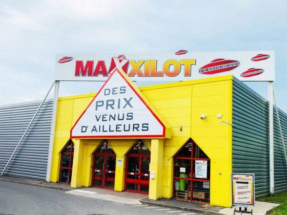 Maxxilot - Ste Geneviève des Bois - La Croix Blanche (91)
